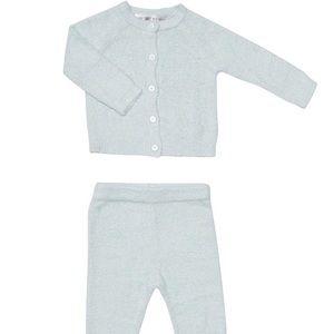 COZY CHIC LITE infant set in BLUE